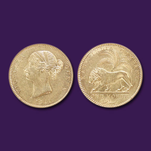 Gold-Coin-of-Queen-Victoria