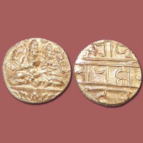 Gold-Coin-of-Vijaynagar-