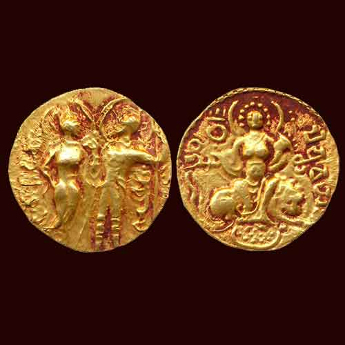 Gold-Dinar-of-Chandra-Gupta-I-Listed-For-INR-225,000