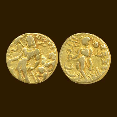 Gold-Dinar-of-Chandragupta-II-Listed-for-INR-1,60,000