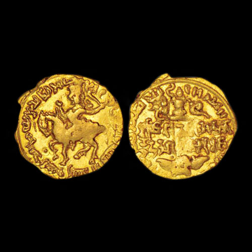 Gold-Dinar-of-Rashtrakutas
