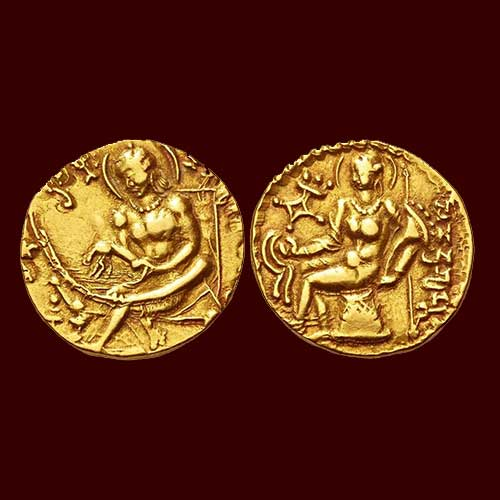Gold-Dinar-of-Samudragupta-Sold-For-INR-7,75,000