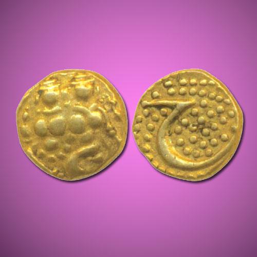 Gold-Fanam-of-Mysore-Sultan-Haider-Ali