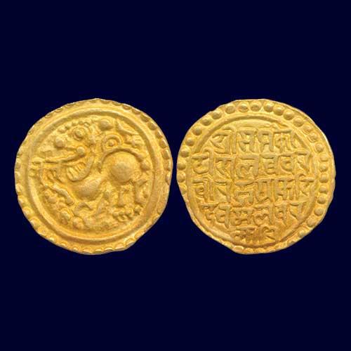 Gold-Gadyana-of-Kadambas-of-Goa-Listed-For-INR-1,25,000