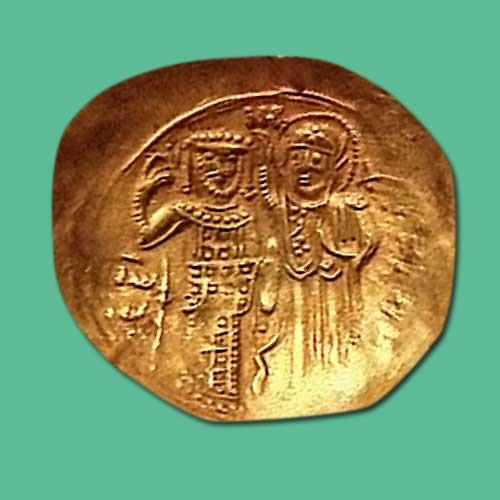 Gold-hyperpyron-of-John-III-Doukas-Vatatzes