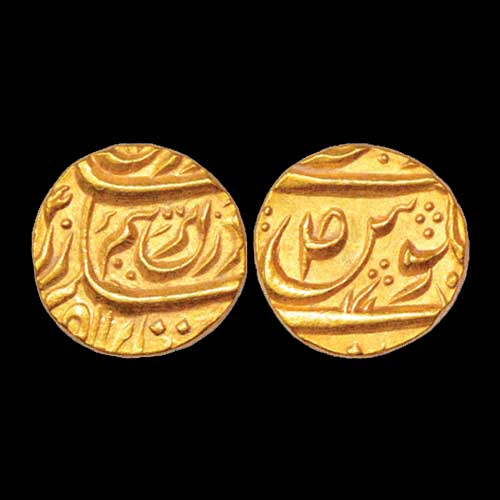 Gold-Mohur-of-Patiala