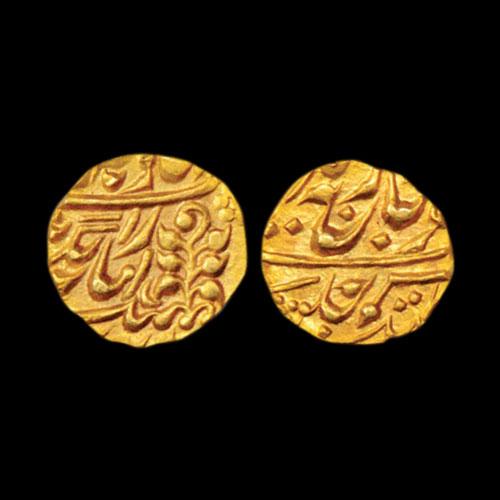 Gold-Mohur-of-Yaghyanarayan-Singh
