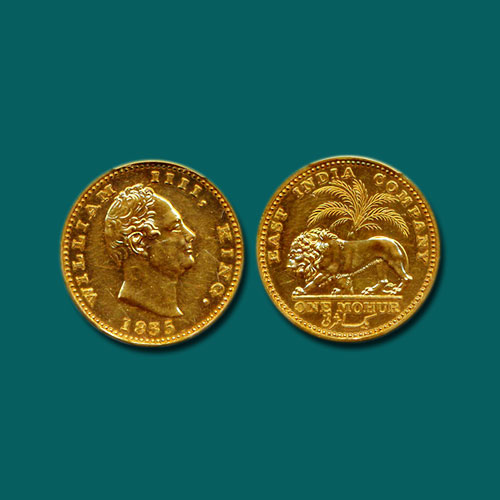Gold-Mohur-to-fetch-INR-8,-00,000