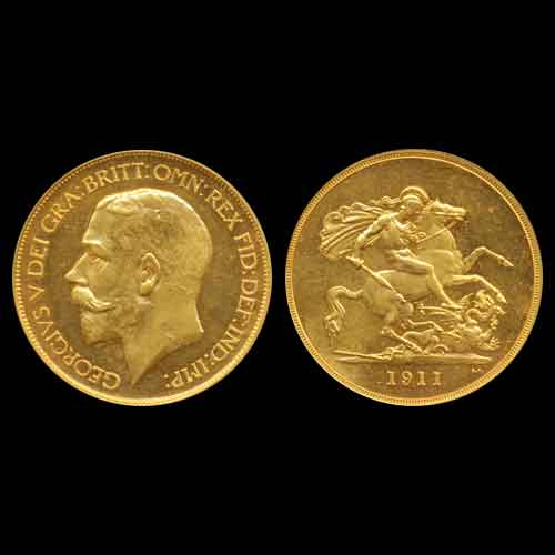 Gold-Pound-of-King-George-V-sold-for-3-Lakhs