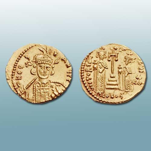 Gold-Solidus-of-Constantine-IV