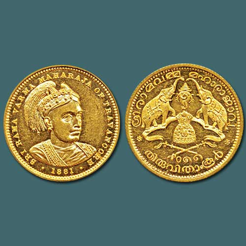 Gold-Sovereign-of-Princely-State-Travancore
