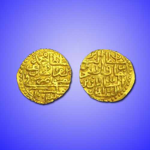 Gold-Sultani-Altin-issued-under-Mehmed-III