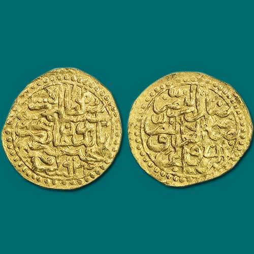 Gold-Sultani-of-Emperor-Selim-I