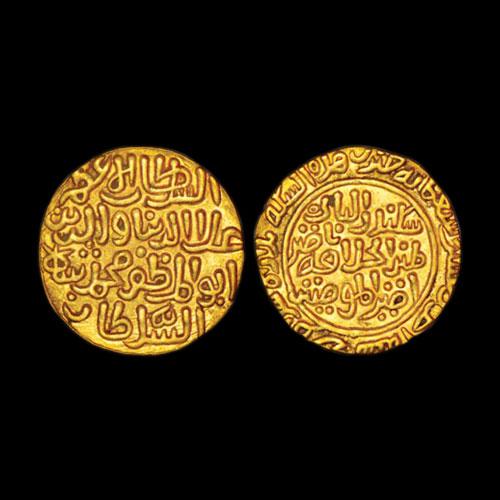 Gold-Tanka-of-Ala-al-Din-Khilji