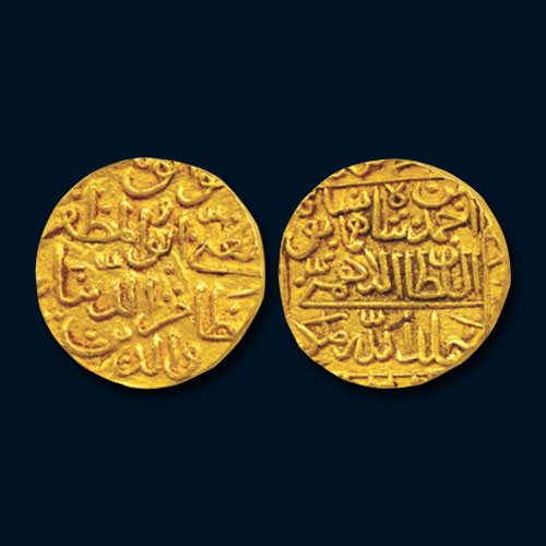 Gold-Tanka-of-Bahamani-Sultanate