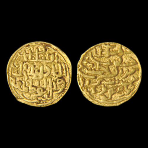 Gold-Tanka-of-Bengal-Sultanate