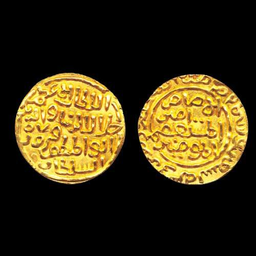 Gold-Tanka-of-Jalal-ud-Din-Firuz-Shah