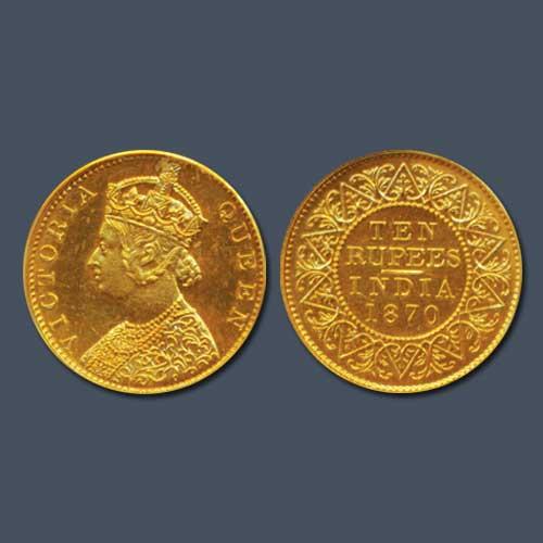 Gold-ten-rupees-fetch-INR-5,25,000