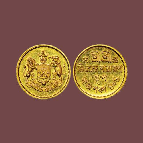 Gold-coin-of-Cooch-Bihar-sold-for-INR-9,50,000