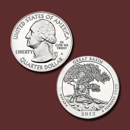 Great-Basin-National-Park-Quarter-Dollar