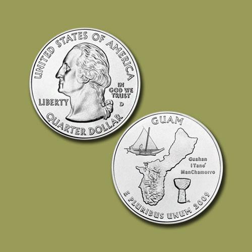 Guam-Quarter-Dollar