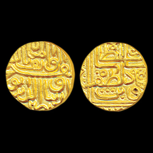 Gujarat-Sultan-Mahmud-Shah-III's-Gold-Tanka-Listed-For-INR-60,000