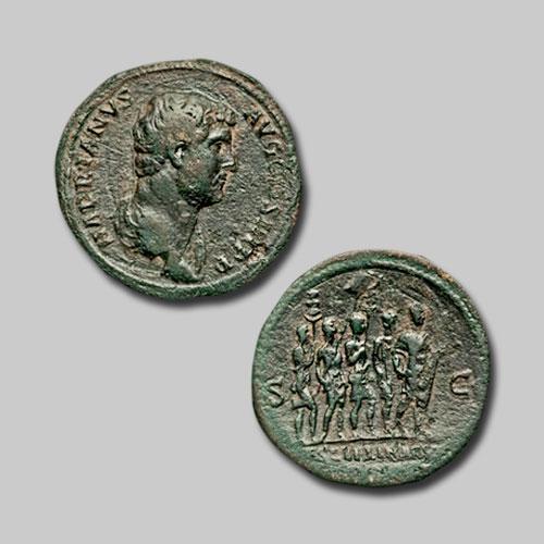 Hadrian,-Roman-emperor