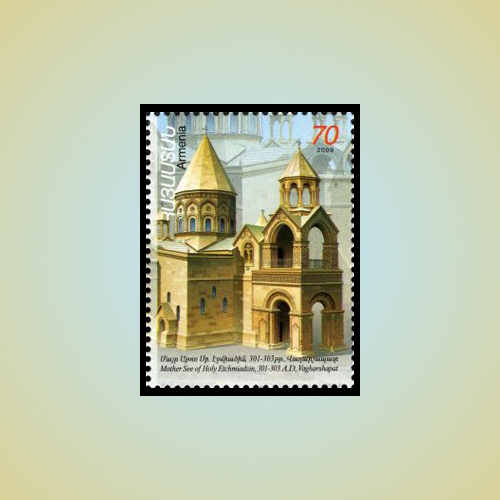 Haghpat-Monastery-of-Armenian-Stamps