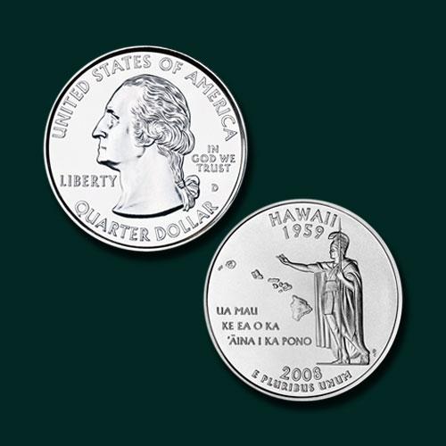 Hawaii-State-Quarter-Dollar