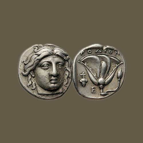 Helios-Depicted-on-Rhodes-Coins