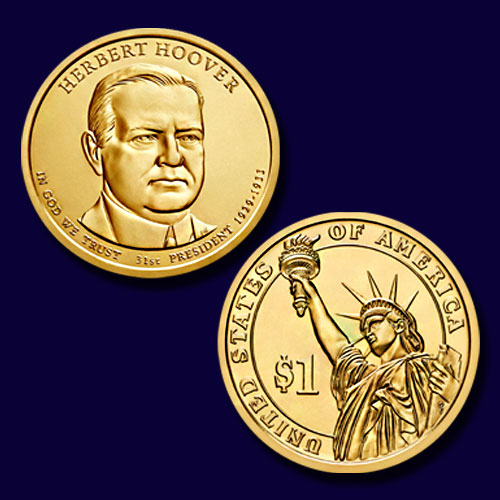 Herbert-Hoover-One-Dollar-Commemorative-Coin