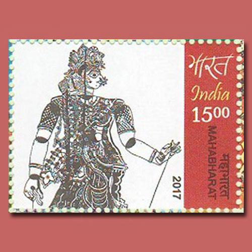 Heroine-of-Mahabharata