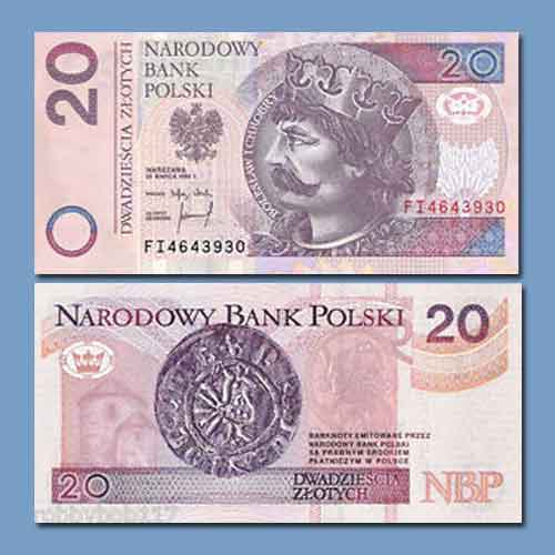 History-on-banknotes:-Polish-King-Boleslaw-I