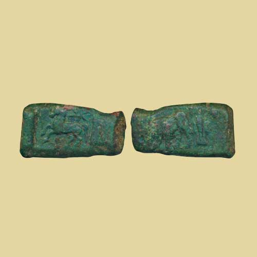 Horse-on-ancient-coins