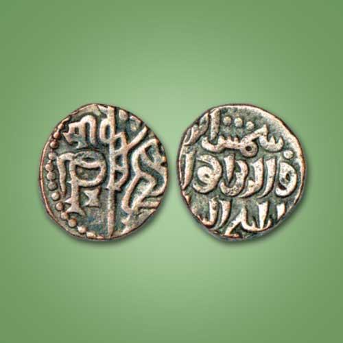 Horseman-type-coin-of-Shams-Al-Din-Iltutmish