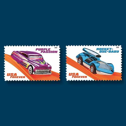 Hot-Wheels-on-Stamp