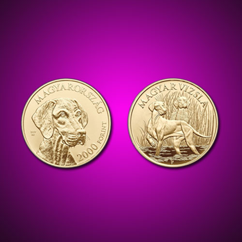 Hungary-Mint-Commemorates-Local-Dog-Breed