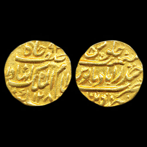 Hyderabad-Gold-Half-Mohur-Sold-For-INR-50,000