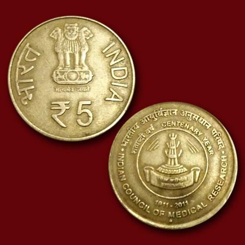 ICMR-Commemorative-Coin