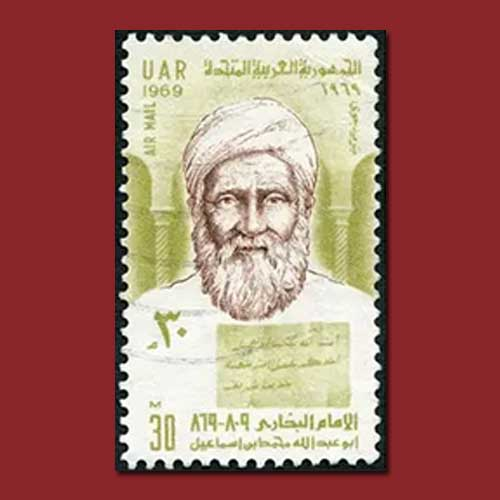Imam-Al-Bukhari---one-of-the-most-distinguished-scholars-of-Hadith