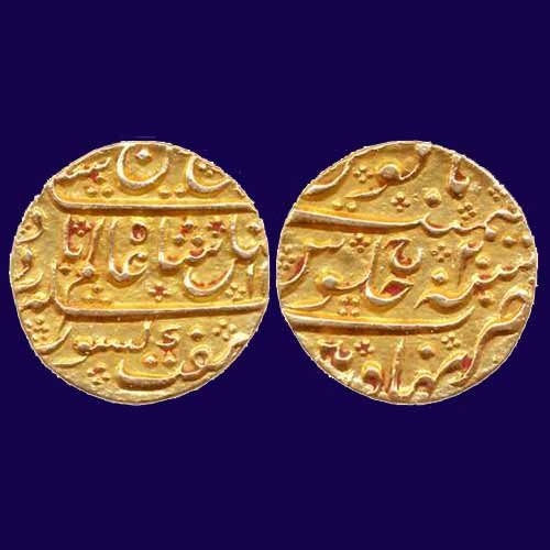 Independent-Kingdom-Mysore-Gold-Mohur-Listed-for-INR-9,00,000