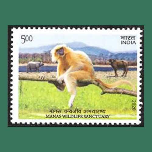 India-Post-commemorate-Manas-Wildlife-Sanctuary-