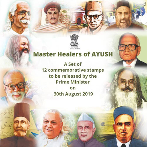India-Post-Commemorates-Master-Healers-of-India