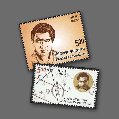 Indian-Stamps-celebrates-'National-Mathematics-Day'