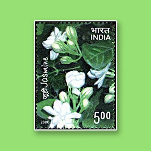 India's-Jasmine-scented-Stamp