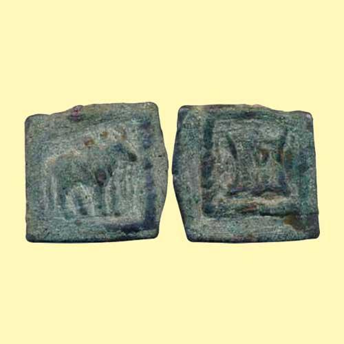 Indo-Greek-King-Apollodotos-II-Copper-Drachm
