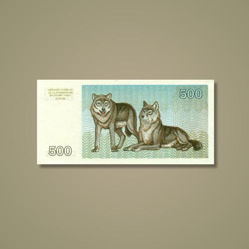 Interim-Currency-of-Lithuania:-Talona