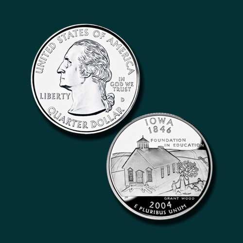 Iowa-State-Quarter-Dollar-