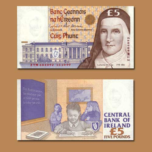 Ireland-5-Pounds-banknote-of-1994-1999