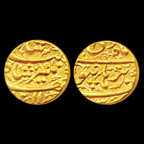 Jahangir-Gold-Mohur-Listed-For-INR-3,50,000